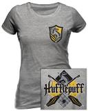 Women's: Harry Potter - House Hufflepuff T-skjorter