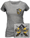 Juniors: Harry Potter - House Hufflepuff Tshirts