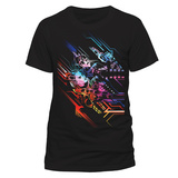 Valerian - Neon Poster T-Shirts