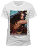 Wonder Woman Movie - Poster Bluser