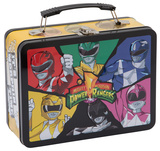 Power Rangers - Tin Lunch Box Lunch Box