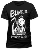 Blink 182 - Bored To Death T-shirts