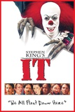 "Stephen King's ""IT"" Plakater"