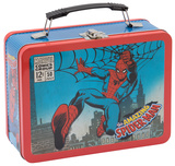 Marvel's Spider-Man - Tin Lunch Box Lunch Box