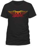 Aerosmith - Vintage Logo Bluser
