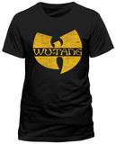 Wu-Tang Clan– Logo Tshirt