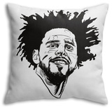 Role Model Cole Throw Pillow Throw Pillow