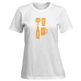Womens: Recipe For All Sorts Of Hoppiness T-Shirt Shirt