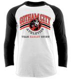 Raglan: Batman - Team Harley Quinn Raglans