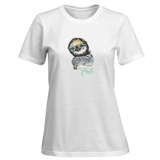 Womens: Remember To Chill Sloth T-Shirt T-shirts