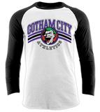 Raglan: Batman - Team Joker Raglans