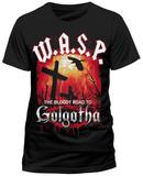 Wasp - Bloody Road T-Shirts