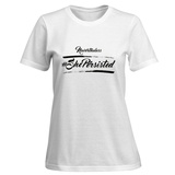 Womens: She Persisted T-Shirt T-shirts