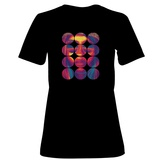 Womens: Filtered Visions T-Shirt T-shirts