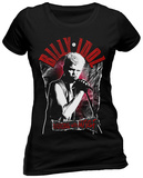 Juniors: Billy Idol - Dancing With Myself T-Shirts