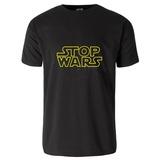 STOP WARS - Gold T-Shirt Shirts