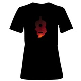 Womens: Strumming All Night T-Shirt Shirts