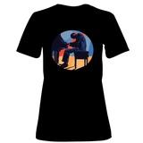Womens: Piano Man T-Shirt Shirt