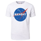 Space Science Resist Insignia T-Shirt T-Shirt