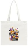 Jazz Essentials Tote Bag Tote Bag