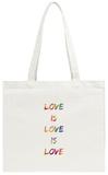 Love Is Love Is Love Tote Bag Tote Bag