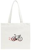 Road Bike Pop Art Tote Bag Tote Bag