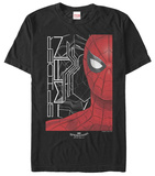 Spider-Man: Homecoming - Face T-shirts