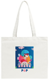 Glitzy Pop Tote Bag Tote Bag