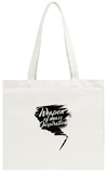 Weapon Of Mass Inspiration  Paint Brush Tote Bag Tote Bag
