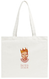 Only Ruth Can Judge Me Tote Bag Tote Bag