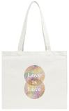Love Is Love Venn Diagram Tote Bag Tote Bag