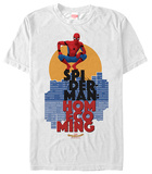 Spider-Man: Homecoming - City Camisetas