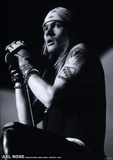 Axl Rose | Guns 'N' Roses Plakater