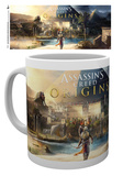 Assassins Creed - Origins Cover Tazza