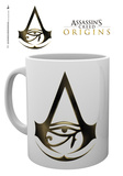 Assassins Creed - Origins Logo Tazza