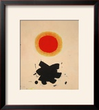 Orange Glow, 1967 Posters by Adolph Gottlieb
