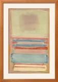 No. 7 [or] No. 11, 1949 Prints by Mark Rothko