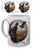 Assassins Creed - Origins Eagle Tazza