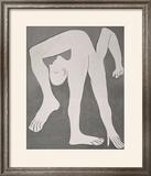 L'acrobate (The Acrobat) Art by Pablo Picasso