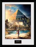 Assassins Creed -  Origins Cover Stampa del collezionista