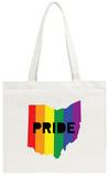 LGBT Pride Ohio Tote Bag Tote Bag