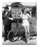 Warner Bros. Studios 1935 Prints by  Hollywood Historic Photos