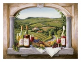 Vineyard Reverie Posters by Barbara Felisky