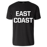 East Coast T-Shirt (Black) T-Shirt