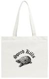 Speed Kills Tote Bag Tote Bag