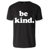 Be Kind T-Shirt (Black) Shirts