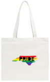 LGBT Pride - North Carolina Tote Bag Tote Bag