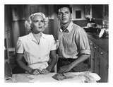 Lana Turner 1946 'The Postman Always Rings Twice' B Prints by  Hollywood Historic Photos