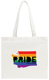 LGBT Pride - Washington Tote Bag Tote Bag