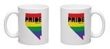 LGBT Pride - Nevada Mug Mug